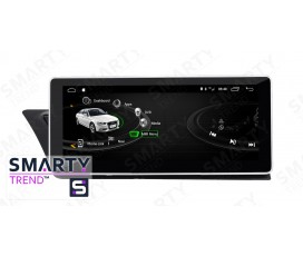 Штатная магнитола Audi A4 / S4 / RS4 (2004-2008) - Android 10 Q - SMARTY Trend