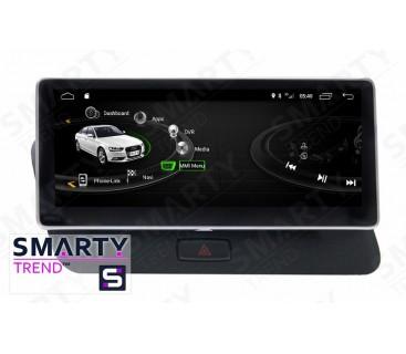 Штатная магнитола Audi A4/A5 (2009-2016) - Android 10 Q  - SMARTY Trend