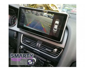 Штатная магнитола Audi A4 / S4 / RS4 - Android 8.1 (9.0) - SMARTY Trend