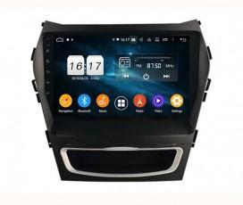 Штатная магнитола Hyundai Santa Fe IX45 2012-2016 - Android 8 - KLYDE