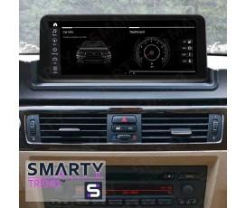 Штатная магнитола BMW 3 Series E90 / E91/ E92 / E93 (2005-2012) iDrive - Android 9.0 - SMARTY Trend