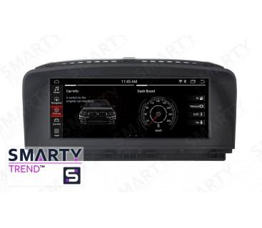 Штатная магнитола BMW 7 Series E65 / E66 (2001-2008) - Android 9.0 - SMARTY Trend