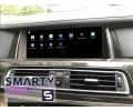 Штатная магнитола BMW 7 Series F01 / F02 iDrive - Android 9.0 (10.0) - SMARTY Trend