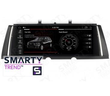 Штатная магнитола BMW 7 Series F01 / F02 iDrive - Android 9.0 - SMARTY Trend