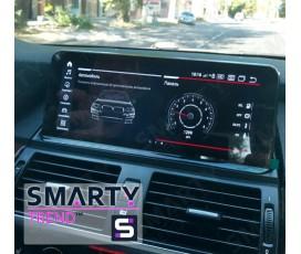Штатная магнитола BMW X5 / X6 Series E70 / E71 - Android 9.0 (10.0) - SMARTY Trend