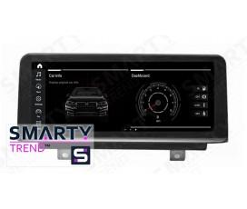 Штатная магнитола BMW X5 / X6 Series F15 / F16 - Android 9.0 (10.0) - SMARTY Trend