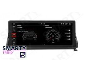 Штатная магнитола BMW Z4 E89 (2009-2018) CIC - Android - SMARTY Trend