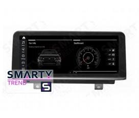 Штатная магнитола BMW 1 and 2 Series F20 / F21 / F23 - Android - SMARTY Trend