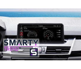 Штатная магнитола BMW 2 Series F22/F45 MPV(2013-2016) - Android 9.0 (10.0) - SMARTY Trend