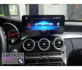 Штатная магнитола Mercedes Benz C-Class (w205) 2015+ - Android 9.0 (10.0) - SMARTY Trend