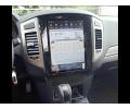 Штатная магнитола Toyota Land Cruiser 200 2008-2015 Максимальная комплектация (Tesla Style) - Android 9.0 - Klyde