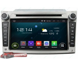 Штатная магнитола Subaru Legacy - Android 4.4.4 - KLYDE