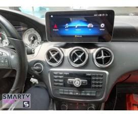 Штатная магнитола Mercedes-Benz CLA/A/GLA 2015+ - Android 9.0 (10.0) - SMARTY Trend