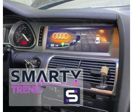 Штатная магнитола Audi Q7 2005-2009 - Android 10.0 - SMARTY Trend