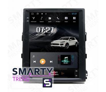 Штатная магнитола Porsche Cayenne 2011+ - Android 8.0 - SMARTY Trend