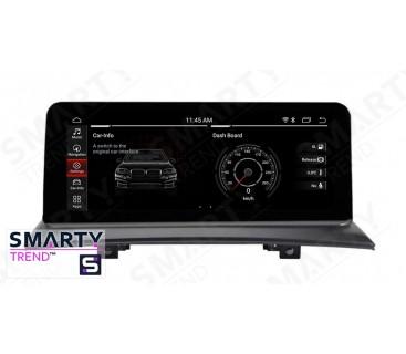 Штатная магнитола BMW X3 Series E83 (2004-2010) - Android 9 - SMARTY Trend