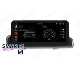 Штатная магнитола BMW 3 Series E90 / E91/ E92 / E93 (2005-2012) iDrive - Android - SMARTY Trend
