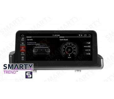 Штатная магнитола BMW 3 Series E90 / E91/ E92 / E93 (2005-2012) iDrive - Android 10 - SMARTY Trend