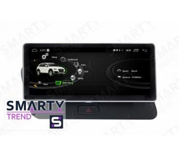 Штатная магнитола Audi Q5 Android 10 - SMARTY Trend
