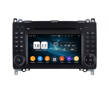 Штатная магнитола Mercedes-Benz Vito - Android 8.1 - KLYDE
