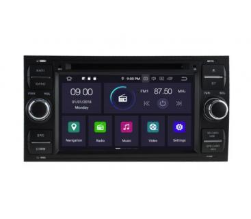 Штатная магнитола Ford Transit - Android 5.1.1 - KLYDE