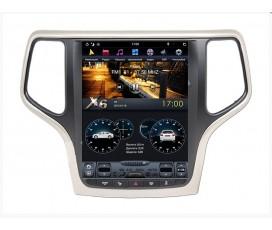 Штатная магнитола Hyundai Sonata (2011-2015) (Tesla Style) - Android 9.0 - KLYDE