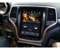 Штатная магнитола Jeep Grand Cherokee (2013-2019) (Tesla Style) - Android 9.0 - KLYDE
