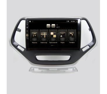 Штатная магнитола Jeep Cherokee - Android 10.0 - KLYDE