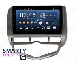 Штатная магнитола Honda Jazz / Fit (2001-2007) - Android - SMARTY Trend