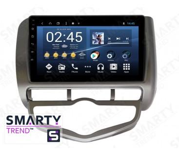 Штатная магнитола Honda Jazz / Fit - Android 8.1 (9.0) - SMARTY Trend