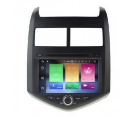 Штатная магнитола Chevrolet Aveo 2011-2015 - Android 8.1 - KLYDE