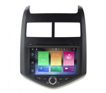 Штатная магнитола Hyundai Santa Fe 2006-2012 - Android 8.1 - KLYDE