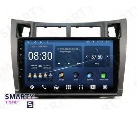 Штатная магнитола Toyota Yaris 2008-2011 – Android – SMARTY Trend