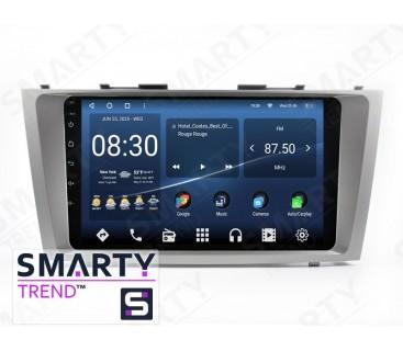 Штатная магнитола Toyota Camry V40 2006-2011 – Android 10 – SMARTY Trend