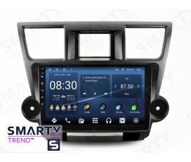 Штатная магнитола Toyota Highlander 2011-2015 – Android – SMARTY Trend