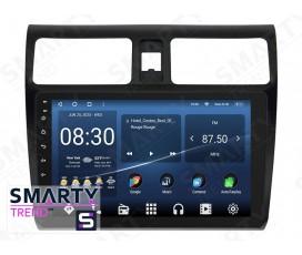 Штатная магнитола Suzuki Swift 2005-2012 – Android – SMARTY Trend