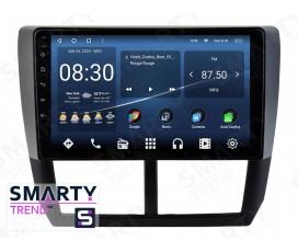 Штатная магнитола Subaru Forester 2008-2012 – Android – SMARTY Trend