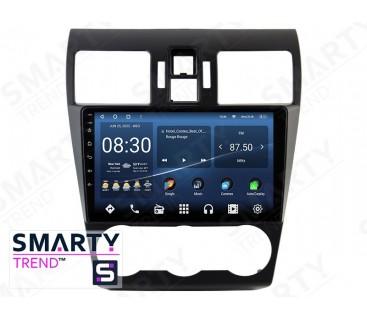 Штатная магнитола Subaru Impreza 2013-2015 WRX – Android 10 – SMARTY Trend
