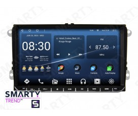Штатная магнитола Volkswagen Jetta / Bora 2005-2011 – Android 10 – SMARTY Trend