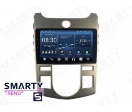 Штатная магнитола KIA Cerato / Forte / K3 2009-2012 (Auto Air-Conditioner version) – Android – SMARTY Trend