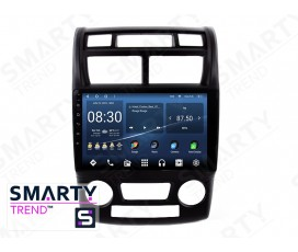 Штатная магнитола KIA Sportage 2004-2010 (Auto Air-Conditioner version) – Android – SMARTY Trend
