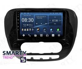Штатная магнитола KIA Soul 2014 (Auto Air-Conditioner version) – Android – SMARTY Trend