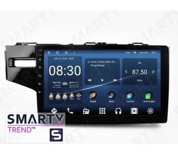 Штатная магнитола Honda Jazz / Fit 2014-2015 – Android 10 – SMARTY Trend