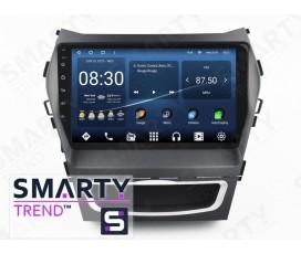 Штатная магнитола Hyundai Santa Fe IX45 2012-2017 – Android – SMARTY Trend