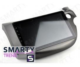 Штатная магнитола Honda Jazz / Fit 2009-2013 RHD – Android 10 – SMARTY Trend
