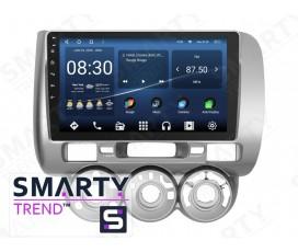 Штатная магнитола Honda Fit 2006-2008 – Android – SMARTY Trend