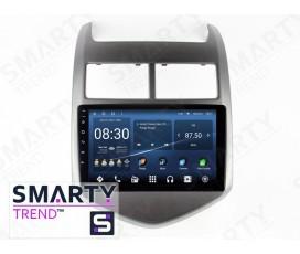 Штатная магнитола Chevrolet Aveo 2011-2015 – Android – SMARTY Trend