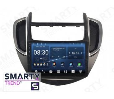 Штатная магнитола Chevrolet Trax – Android 10 – SMARTY Trend