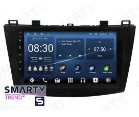 Штатная магнитола Mazda 3 2009-2013 – Android – SMARTY Trend