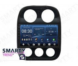 Штатная магнитола Jeep Compass 2010-2016 – Android – SMARTY Trend